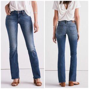 Lucky Brand Medium Wash Sweet Boot Jean